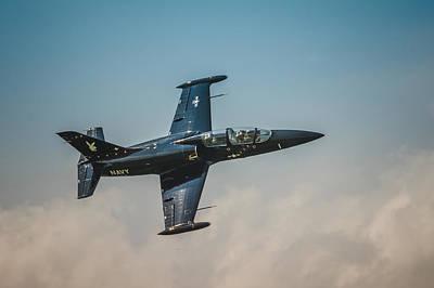 Photograph - L-39 Albatross by Guy Whiteley