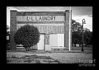Photograph - L And L Laundry by Imagery by Charly