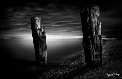 Photograph - L O N E S O M E by Andrew Dickman