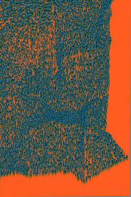 Drawing Digital Art - L11-0-163-225-255-92-30-2x3-2000x3000 by Gareth Lewis