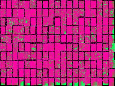 Stone Digital Art - L12-255-0-166-0-255-89-4x3-2000x1500 by Gareth Lewis