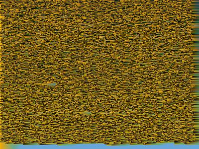 Image Digital Art - l13-00B4F2-4x3-2000x1500 by Gareth Lewis