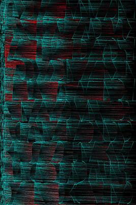 l14-E8ED00-2x3-1200x1800 Print by Gareth Lewis