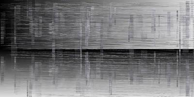 Landscape Digital Art - L19-112 by Gareth Lewis