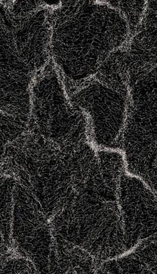 Low Digital Art - L2-65-231-221-212-4x7-2000x3500 by Gareth Lewis