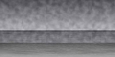 Water Digital Art - L20-141 by Gareth Lewis