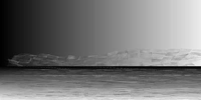 Wind Digital Art - L21-30 by Gareth Lewis