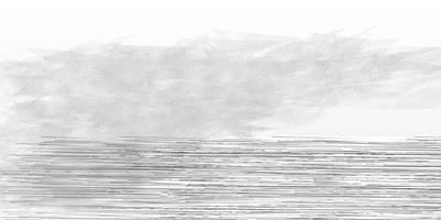 River Digital Art - L22-52 by Gareth Lewis