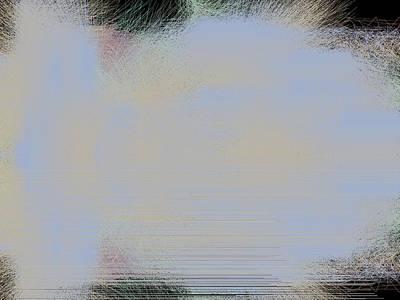 Shapes Digital Art - L23-150 by Gareth Lewis