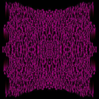 One Digital Art - L8-104-194-0-150-1600x1600 by Gareth Lewis