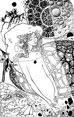 La 1 Art Print by Valeriy Mavlo