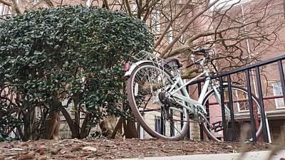 Photograph - La Bicicleta by Louis Jones