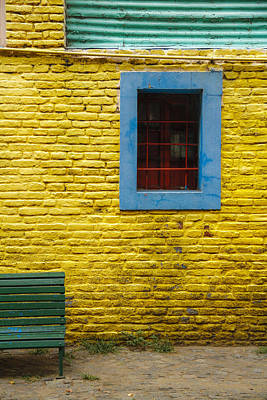 Photograph - La Boca by Silvia Bruno