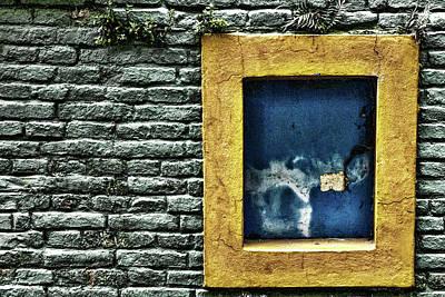 Photograph - La Boca Wall Art - Argentina by Stuart Litoff