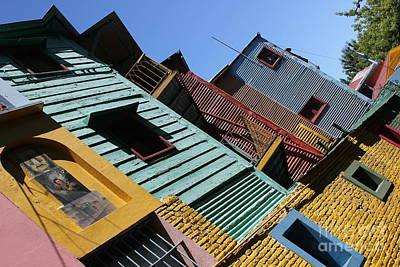 Photograph - La Boca by Wilko Van de Kamp