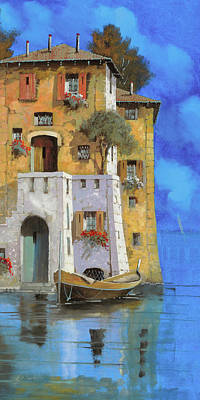 Royalty-Free and Rights-Managed Images - La Casa Sullacqua by Guido Borelli