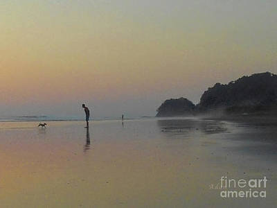 Photograph - la Casita Playa Hermosa Puntarenas Costa Rica - Playtime by Felipe Adan Lerma
