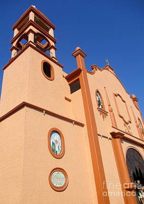Photograph - La Crucita Church by Randall Weidner