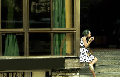 Photograph - La Femme by Jessica Levant