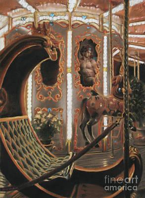 Pastel - La Giostra Carousel by Kelly Borsheim
