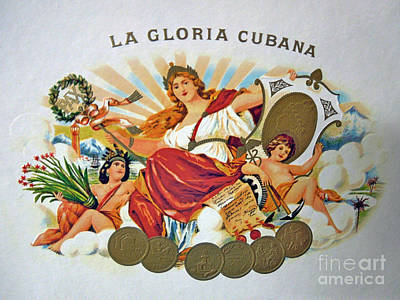 La Gloria Cubana Art Print
