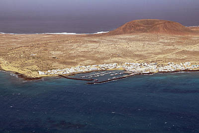 Photograph - La Graciosa Island by Tony Murtagh