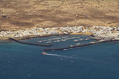 Photograph - La Graciosa  by Tony Murtagh