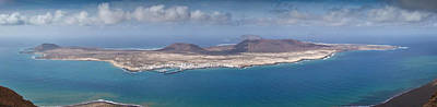 Photograph - La Graciosa by Will Gudgeon