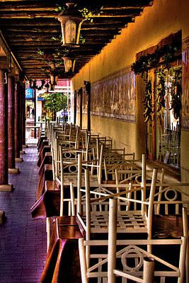 Photograph - La Hacienda Restaurant  by David Patterson