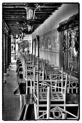 Photograph - La Hacienda Restaurant II by David Patterson