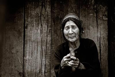 Vietnam Photograph - La Hu... by John Moulds
