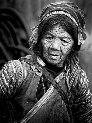 Vietnam Photograph - La Hu, Muong Te... by John Moulds