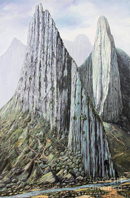 Painting - La Huasteca by Sonia Flores Ruiz