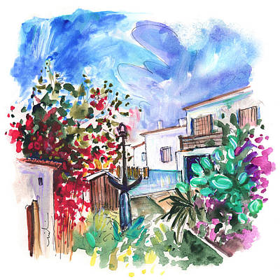 Painting - La Isleta Del Moro 06 by Miki De Goodaboom