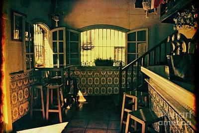 Photograph - La Jaula Tapas Bar by Mary Machare