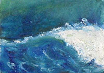 Painting - La Jolla Cove 084 by Jeremy McKay