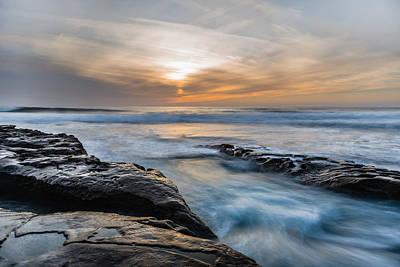 Photograph - La Jolla Cove by Chuck Jason