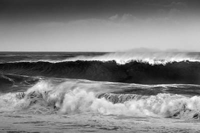 Photograph - La Jolla High Surf by Alexander Kunz