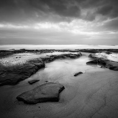 Photograph - La Jolla - Nexus by Alexander Kunz