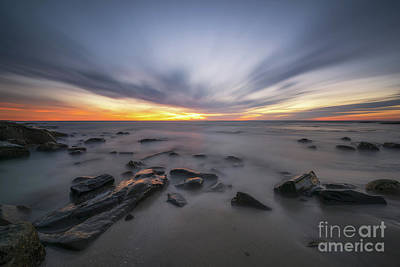 Photograph - Fading Fire  by Michael Ver Sprill