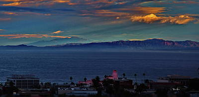 San Diego Photograph - La Jolla Sunrise - Pink Lady by Russ Harris