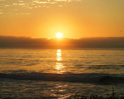 Photograph - La Jolla Sunset by Anthony Jones