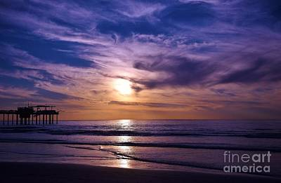 Photograph - La Jolla Sunset by Jonathan Bayani