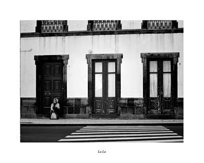 Photograph - La La by Joseph Amaral