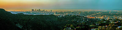 Los Angeles Photograph - La La Land by Az Jackson