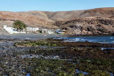 La Lajita - Fuerteventura Art Print by Joana Kruse