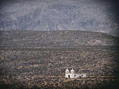 Photograph - La Linda Church by Charles McKelroy