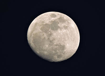 Photograph - La Luna by John Flack