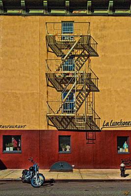 Photograph - La Lunchonette by Chris Lord