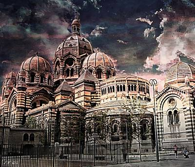 La Major 7 Art Print by Jean Francois Gil